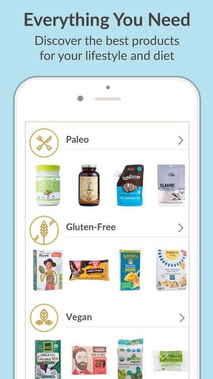 Thrive Market - Organic Healthy Food Delivery