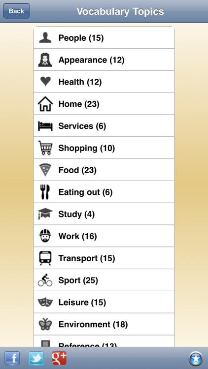 English Dictionary - Offline screenshot-4