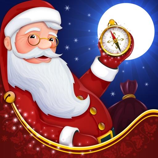 Santa Call & Tracker - North Pole Command Center
