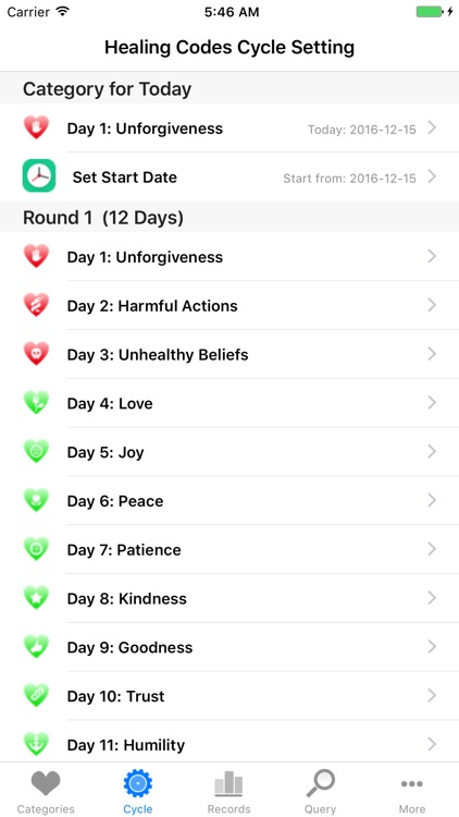 Healing Code screenshot-4
