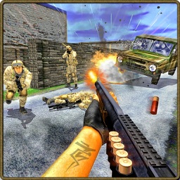Modern Shooter & Strike Combat 3D