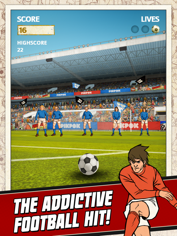 Flick Kick Football-ipad-0