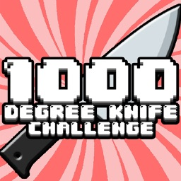 1000 Degree Knife Challenge