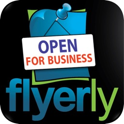 Flyerly Biz - Create & Share Flyers For Business
