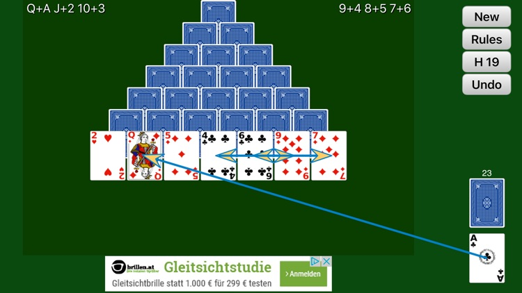 Free Cell Solitaire screenshot-3