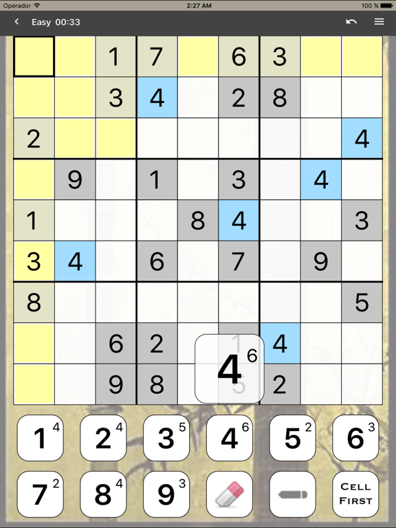 Sudoku (Full Version) screenshot