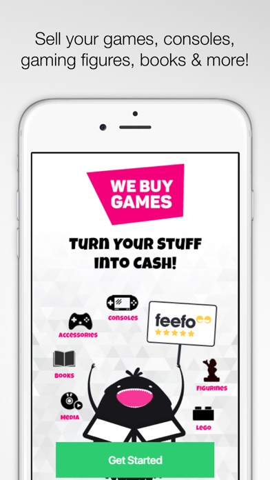 We Buy Games screenshot one