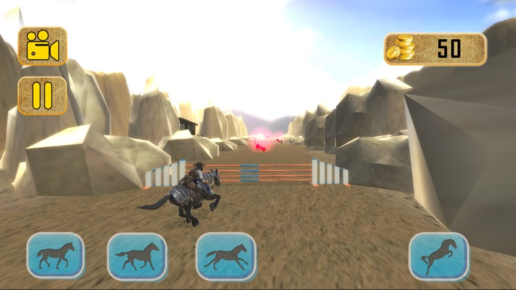 Horse Forest Riding simulator - pro
