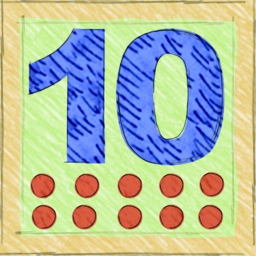 Adding up to 10 in German