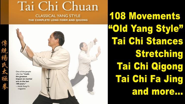 Tai Chi 108 Yang Classical Form
