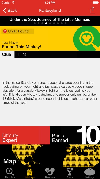 Hidden Mickeys: Walt Disney World Edition screenshot-3