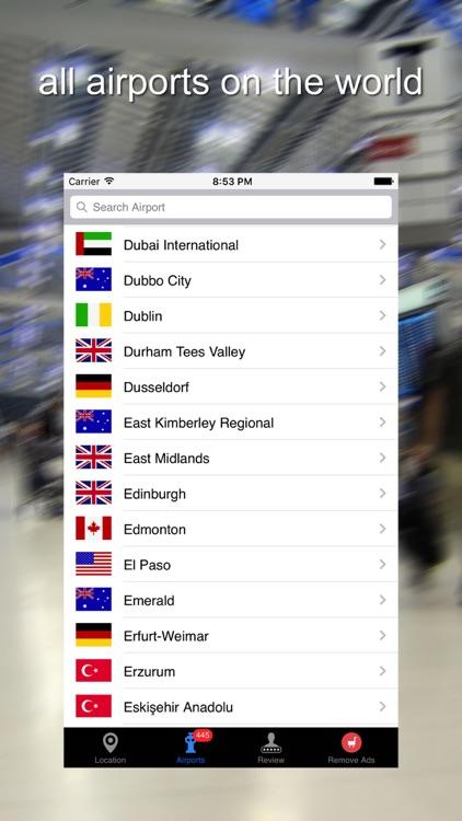Air Tracker For Alitalia screenshot-3