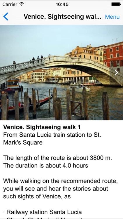 Venice offline audio guide screenshot-3