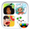 App Icon for Toca Care Bundle App in Denmark IOS App Store