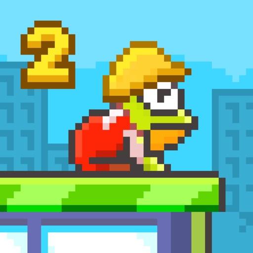 Hoppy Frog 2 – побег из города