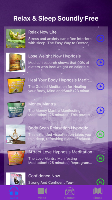 Master of Meditation and Hypnosis -Relax & Sleep | App Price Drops