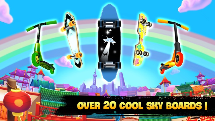 Skyline Skaters screenshot-3
