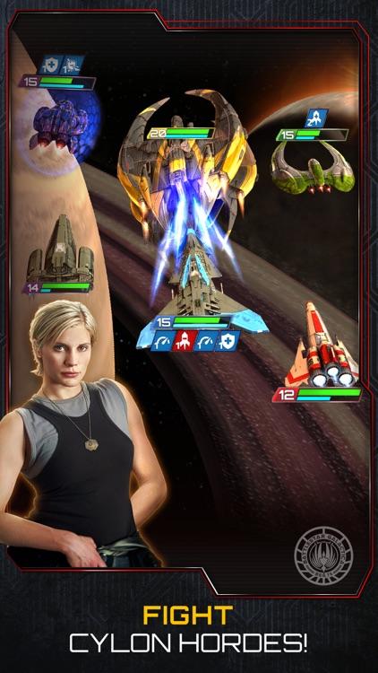 Battlestar Galactica: Squadrons™ screenshot-0