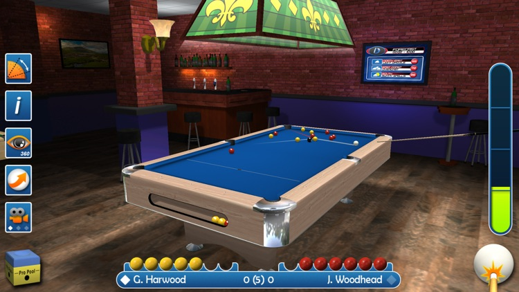 Pro Pool 2018 screenshot-2