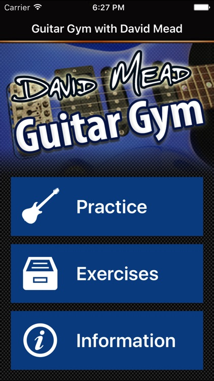 David Mead : Guitar Gym