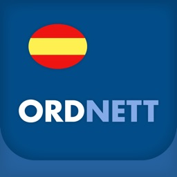 Ordnett - Spanish Blue Dictionary
