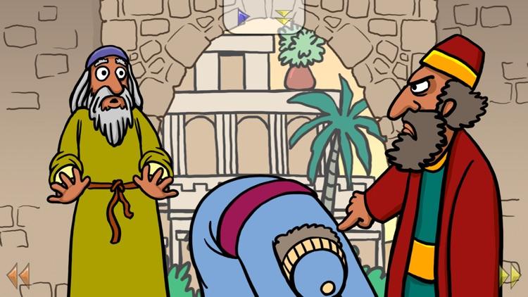 Esther - Interactive Bible Stories screenshot-4