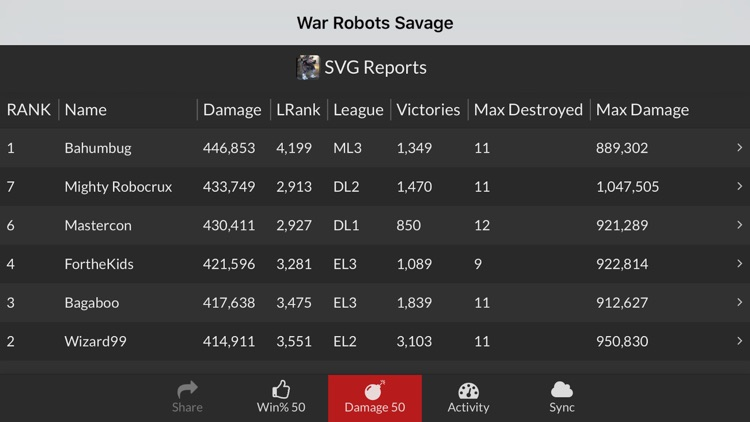 War Robots Savage screenshot-1