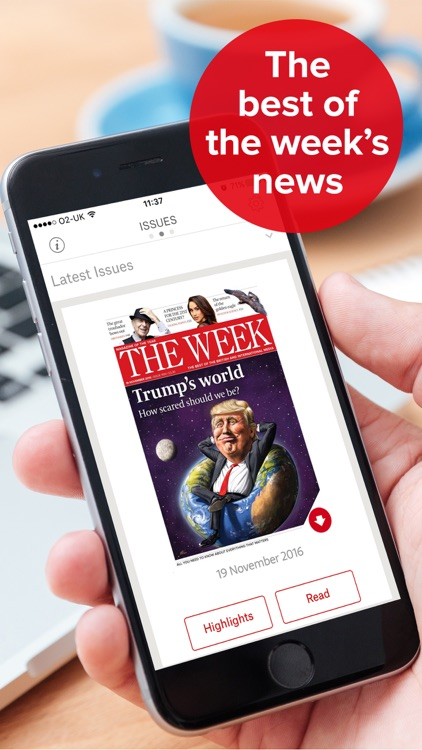 The Week: #1 UK news & current affairs magazine