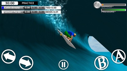 World Surf Tour - BCM Surfing Game Screenshot 3