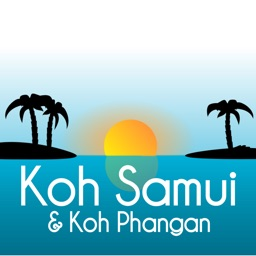 Ko Samui & Ko Phangan OffLine Map
