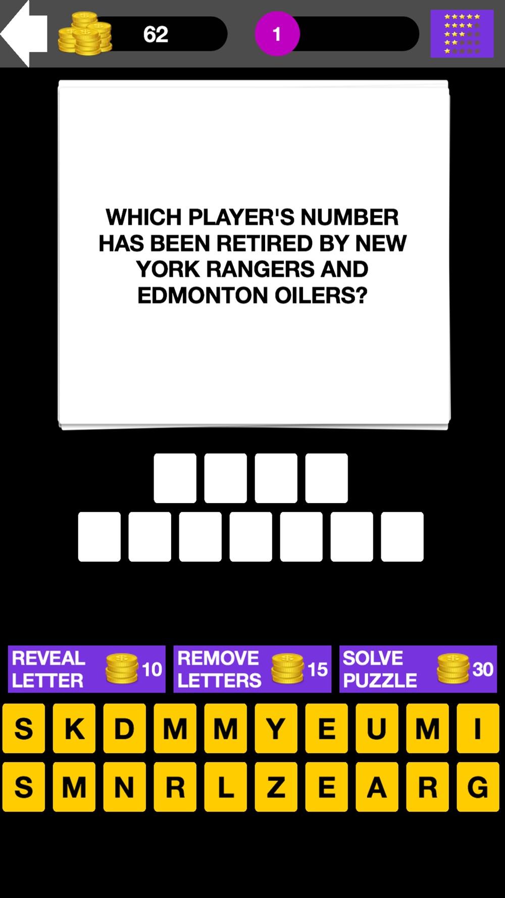 Q&A NHL Ice Hockey Quiz Maestro Cheat Codes