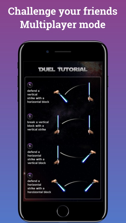 Great Lightsaber: Duel Star in the War for Force screenshot-3