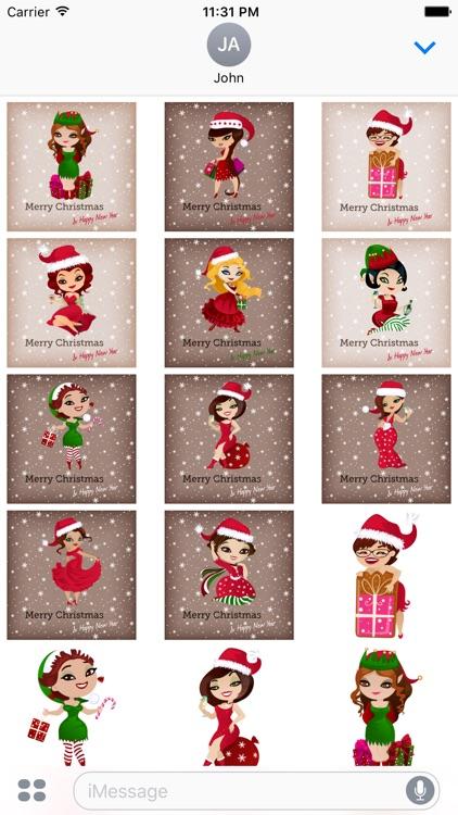 Penelope Pinup Christmas