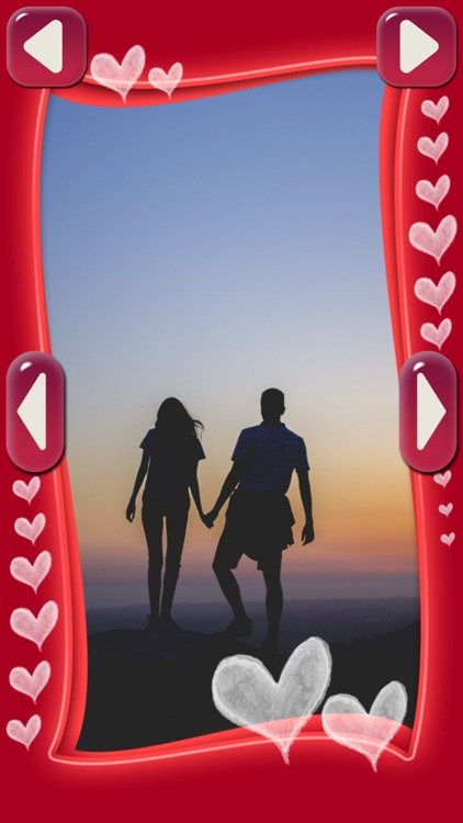 My Valentines Day Card Creator with HD Love Frames screenshot-3