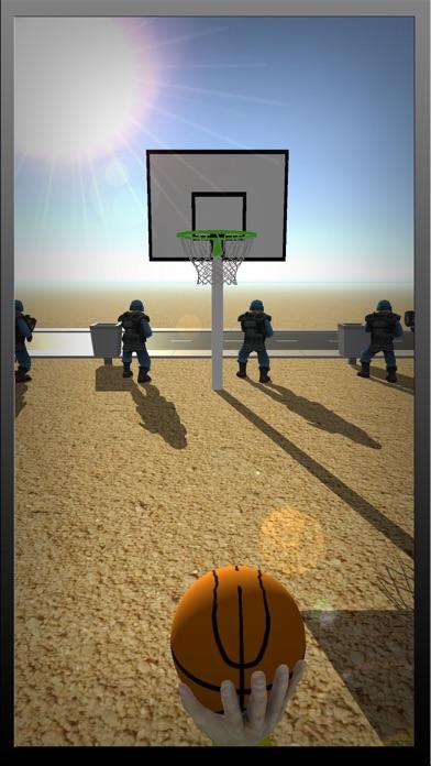 USA Basketball Showdown at Military Base screenshot one