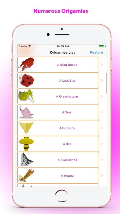 Origami Instructions screenshot-3