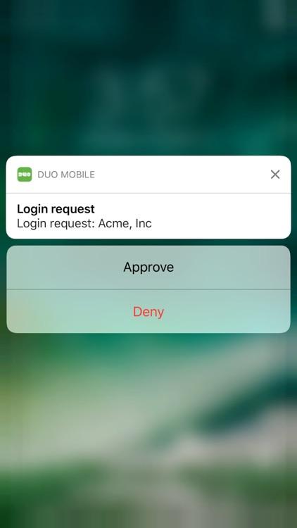 Duo Mobile screenshot-3