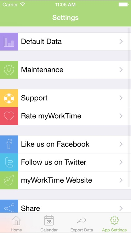 myWorkTime - Timesheet, Time and Billing Tracker screenshot-4