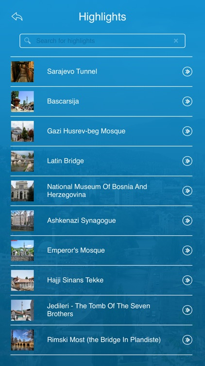 Sarajevo Travel Guide screenshot-2
