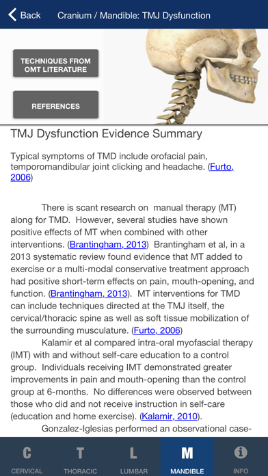 Mobile Omt Spine review screenshots