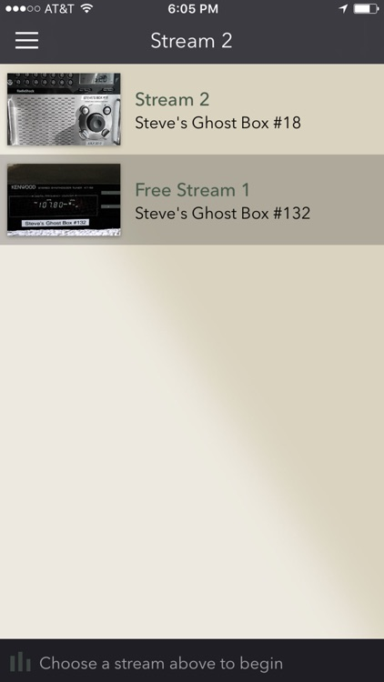 Live Ghost Box Stream 2 screenshot-4