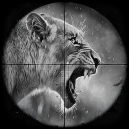 Jungle Mafia Sniper Hunting : 3D FPS Game