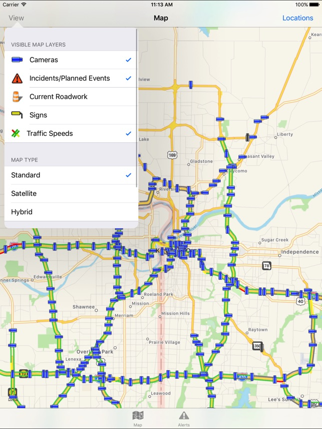 Kansas City Scout Traffic on the App Store