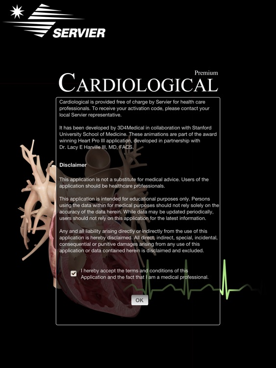 Cardiological Premium screenshot-1