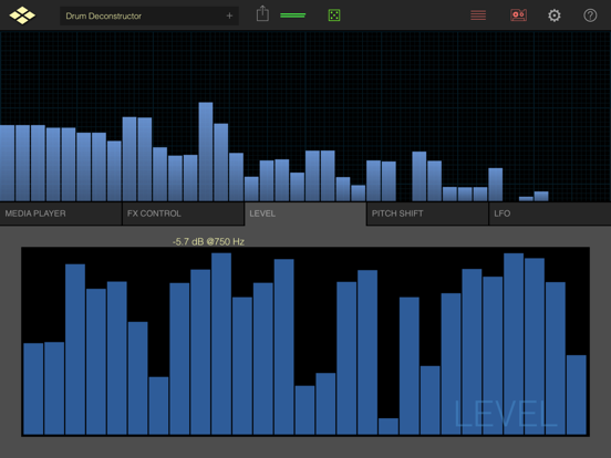 BandShift screenshot 7