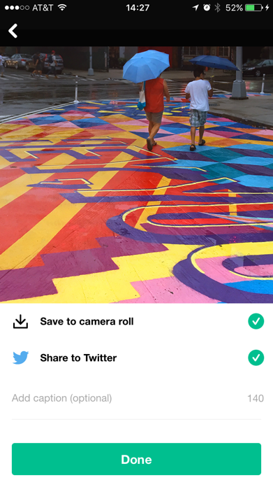 Vine Camera Screenshot
