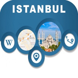 Istanbul Turkey Offline City Maps Navigation