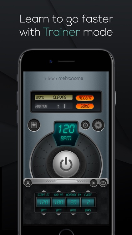 n-Track Metronome Pro screenshot-3