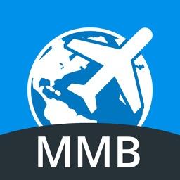 Mumbai Travel Guide with Offline Street Map