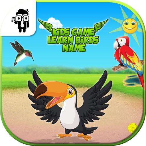 Kids Game Learn Birds Name